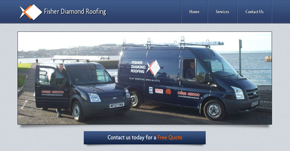 Fisher Diamond Roofing