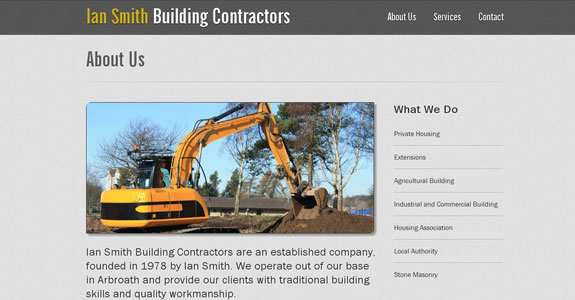 Ian Smith Building Contractors