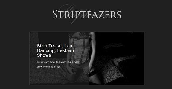Stripteazers